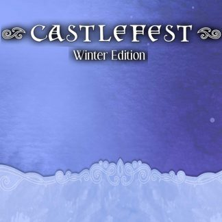 Castlefest Winter Edition Merchandise